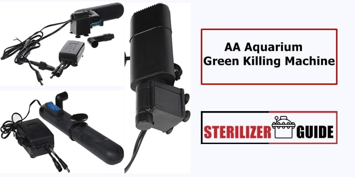 AA Aquarium Green Killing Machine Review