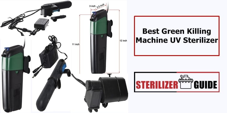 Best Green Killing Machine UV Sterilizer